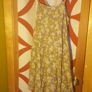 Indie style sundress
